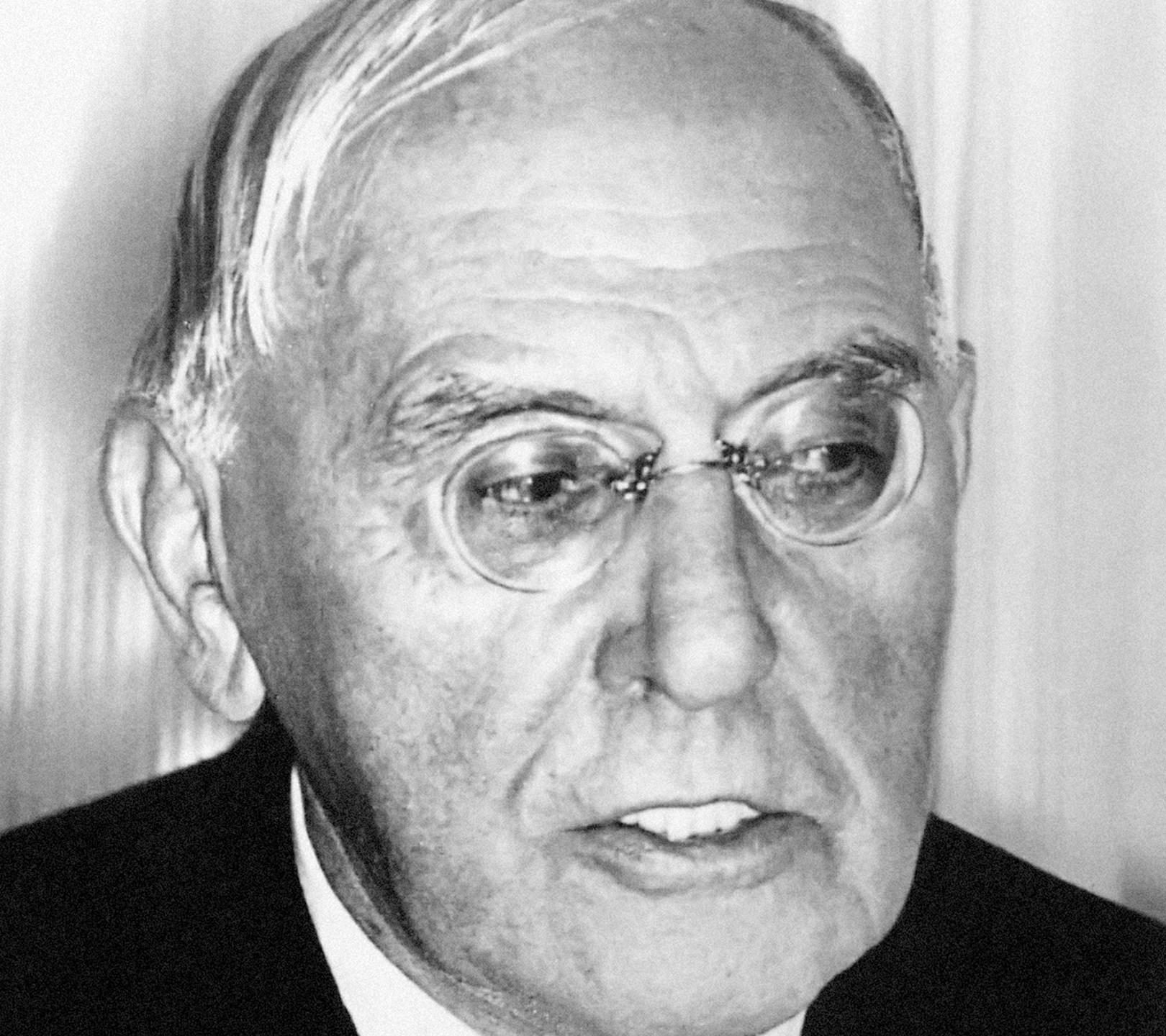 Pott Designer Josef Hoffmann